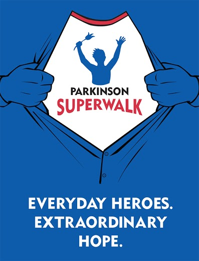 Parkinson's SuperWalk, Ottawa, Lakeside Gardens September 6, 2014