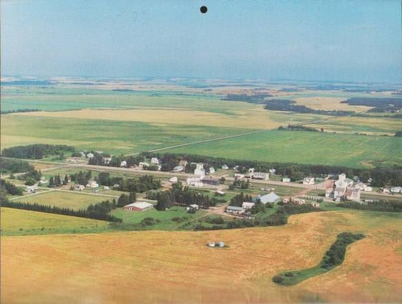 Altamont, Manitoba 1985  Photo: United Grain Growers