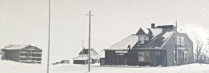 Altamont train station circa 1953      Photo: unknown
