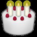 Emojie birthday image