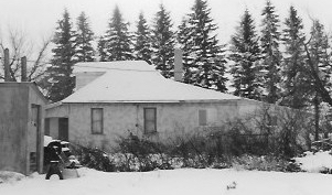 Marshall house  in Altamont Manitoba