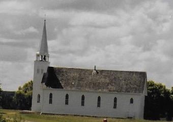 Parish Church at Batoche SK